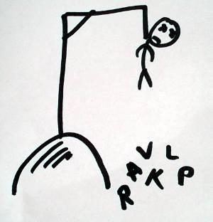 Der Spieleabend - Hangman