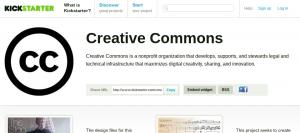 CC Kickstarter